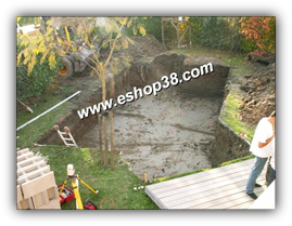 Construire sa piscine for Calcul piscine m3